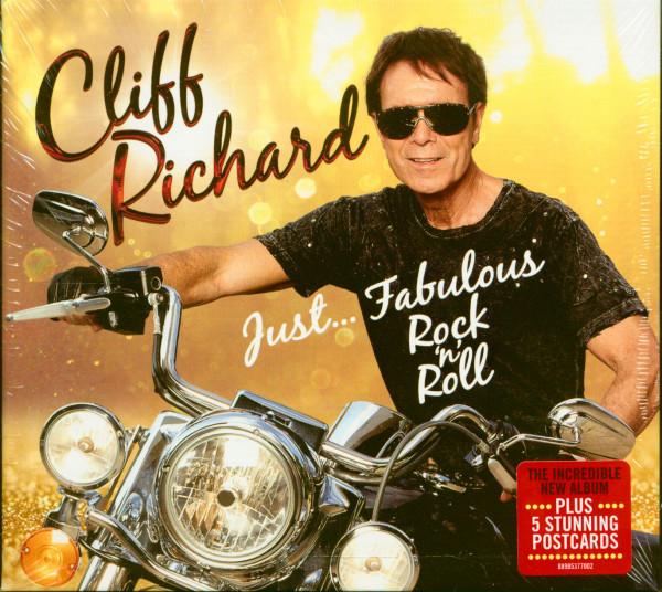 Just...Fabulous Rock'n'Roll (CD & Postcards)