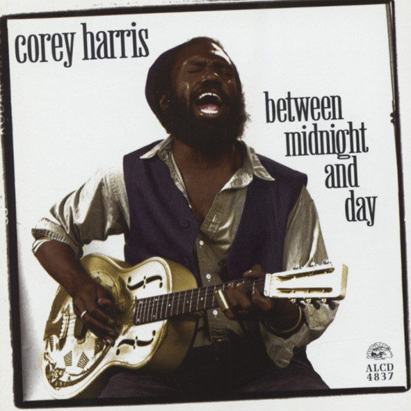 Harris, Corey Between Midnight And Day