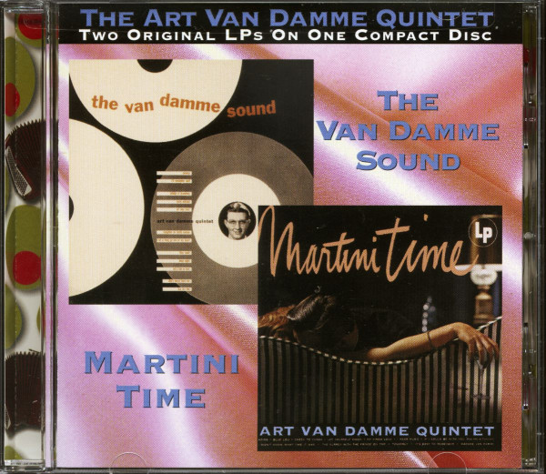 The Van Damme Sound - Martini Time (CD)