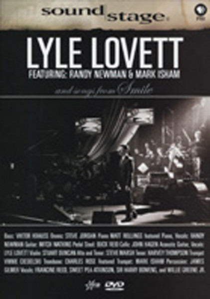 Lovett, Lyle Sound Stage - feat. Randy Newman a.o. (4)