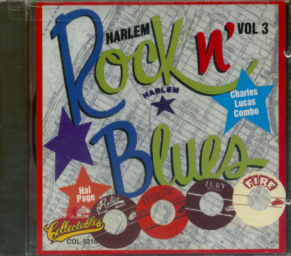 Vol.3, Harlem Rockin' Blues