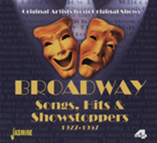 Va Broadway Songs, Hits and Showstoppers 4-CD