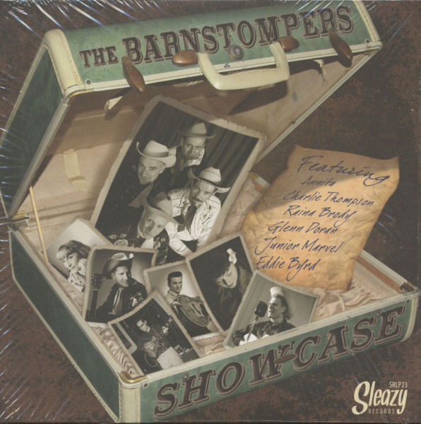 The Barnstompers Showcase (LP)