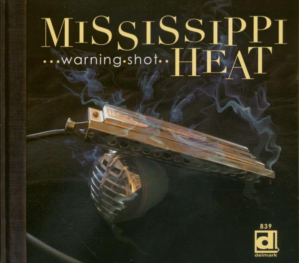 Warning Shot (CD)