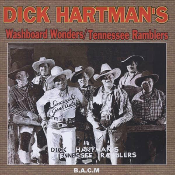 Washboard Wonders - Tennessee Ramblers 1935 - 36