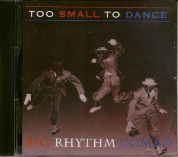 Too Small To Dance (CD)
