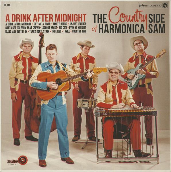 A Drink After Midnight (LP)