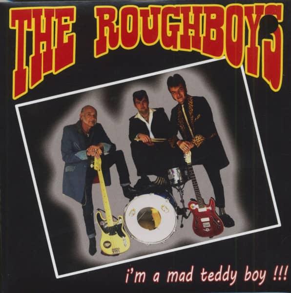 I'm A Mad Teddy Boy (7inch, 45rpm, EP, PS)