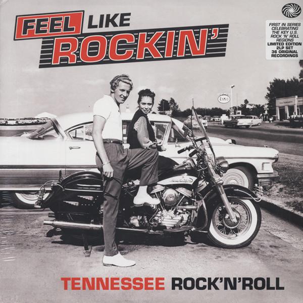 Feel Like Rockin' - Tennessee R&R (2-LP)