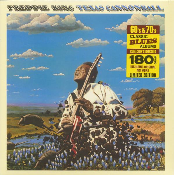 Texas Cannonball (LP, 180g Vinyl, Ltd.)