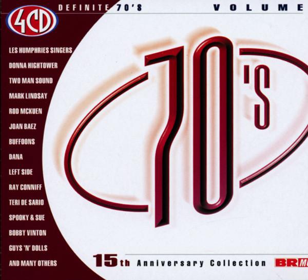 Va Vol.3, 70's Collection 4-CD