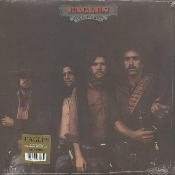 Desperado (LP, 180g Vinyl)