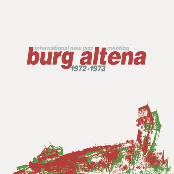 International New Jazz Meeting Burg Altena 1972 - 1973 (8-CD)