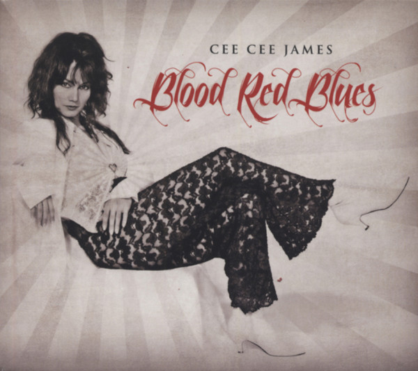 James, Cee Cee Blood Red Blues
