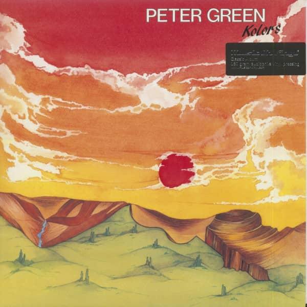 Kolors (LP, 180g Vinyl)