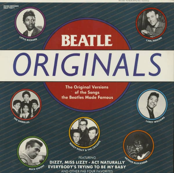 Beatle Originals (LP)