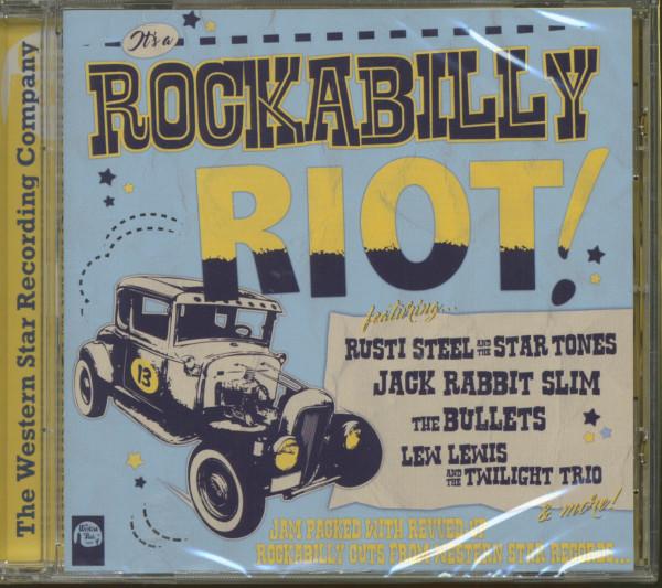 It's A Rockabilly Riot, Vol.1 (CD)