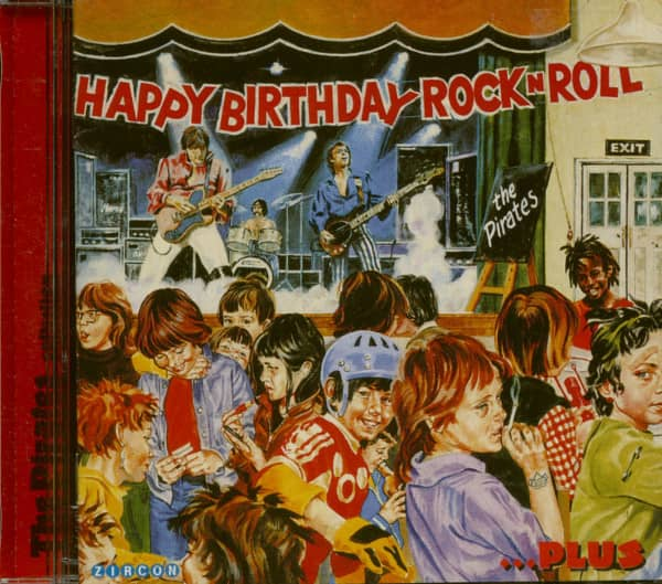 Happy Birthday Rock & Roll ...plus (CD)