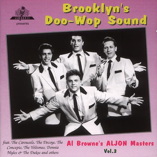 Vol.3, Brooklyn's Doo Wop Sound