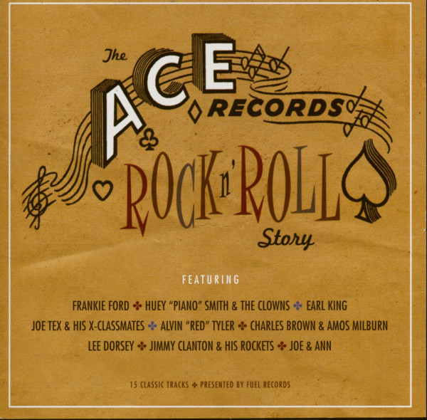 Ace Records Rock'n'Roll Story (CD)