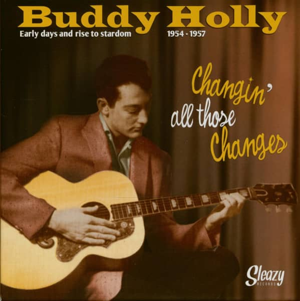 Changin' All Those Changes - Early Rise To Stardom 1954-1957 (6x7inch EP Box, 45rpm)