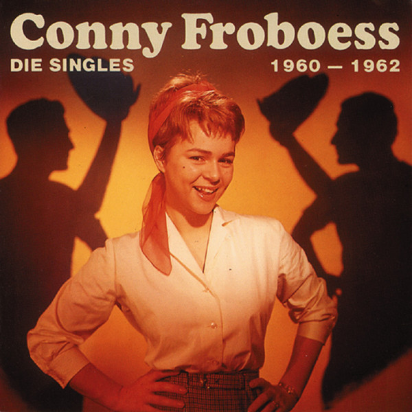Froboess, Conny Vol.2, Die Singles 1960-62