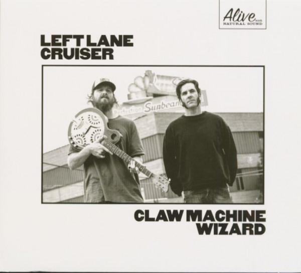 Claw Machine Wizard (CD)