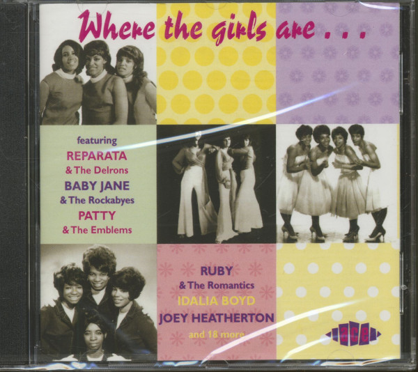 Where The Girls Are Vol.1