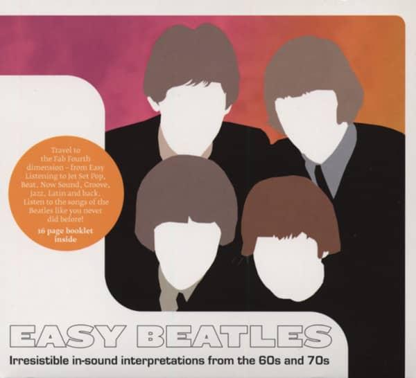 Va Easy Beatles - Interpretations