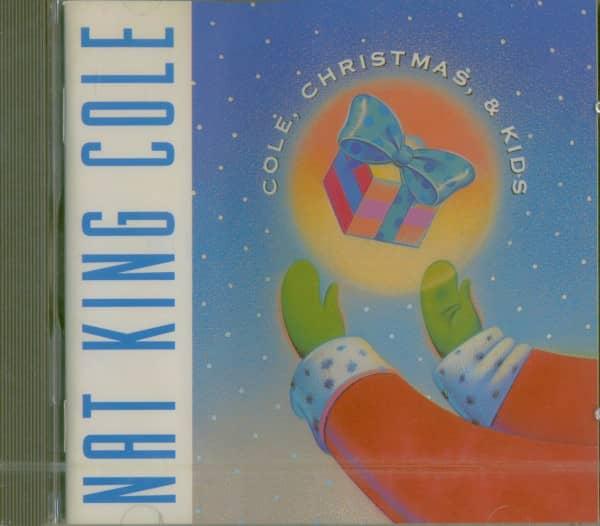 Cole, Christmas, & Kids (CD)