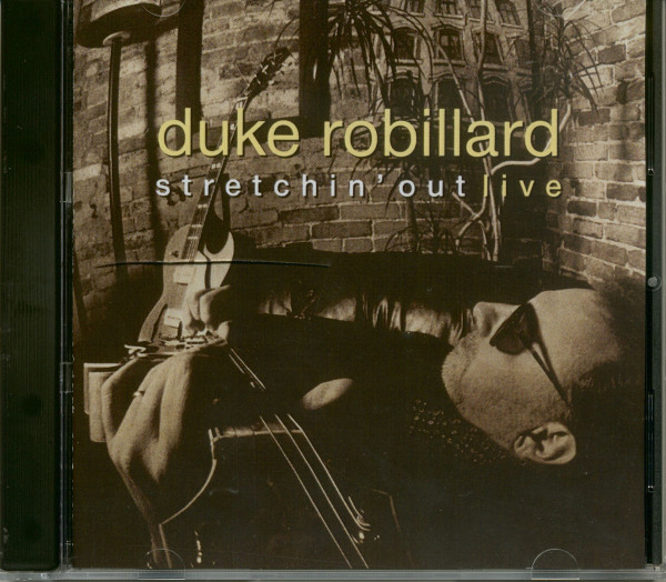 Stretchin' Out Live (CD)