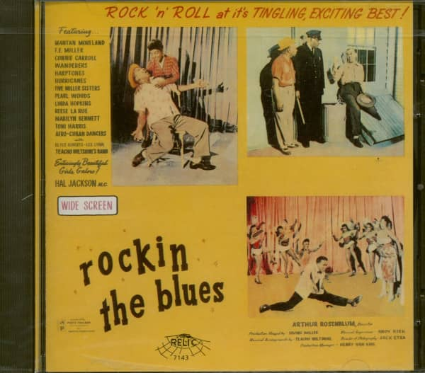 Rockin The Blues - The Movie