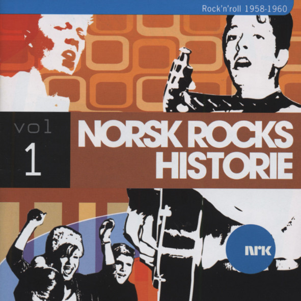 Va Norsk Rock Historie - Rock & Roll 1958-60