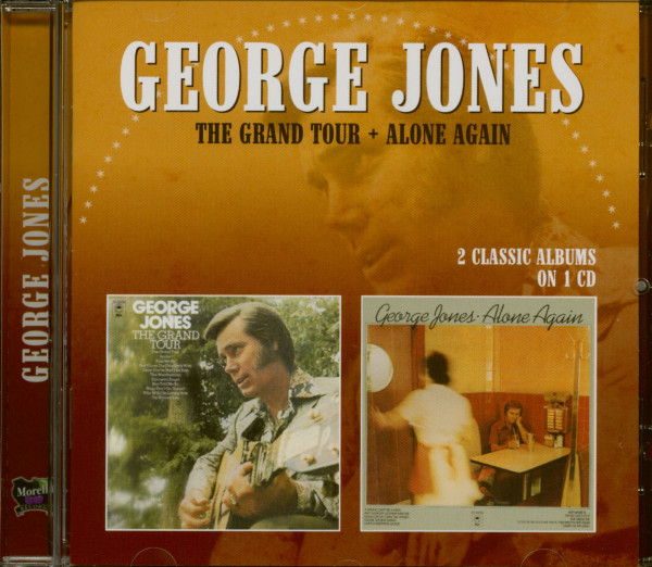 The Grand Tour - Alone Again (CD)