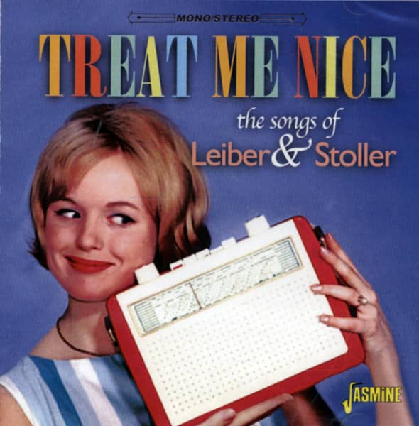Treat Me Nice - The Songs Of Leiber & Stoller (2-CD)