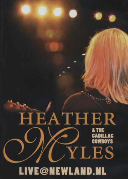 Myles, Heather Live @ Newland.NL (0) (& Cadillac Cowboys)