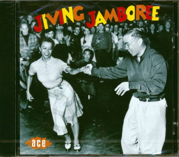 Jiving Jamboree Vol.1 (CD)