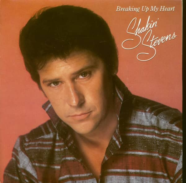 Breaking Up My Heart - I'll Give You My Heart (PS, BC, 45rpm)
