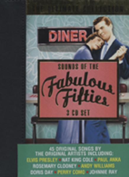Va Sounds Of The Fabulous Fifties (3-CD)