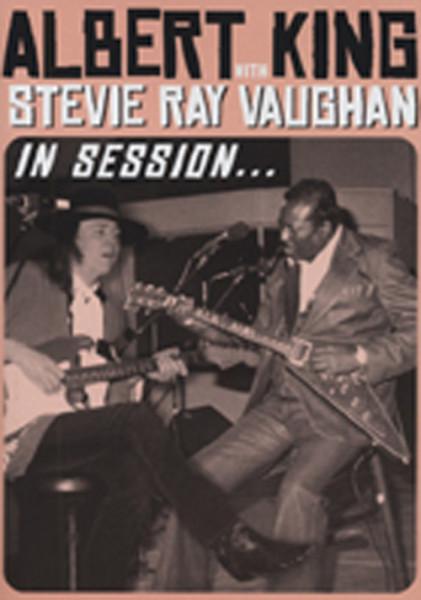 King, Albert & Stevie Ray Vaug In Session