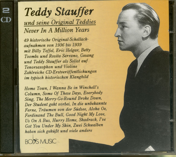 Never In A Million Years 1936-1939 (2-CD)