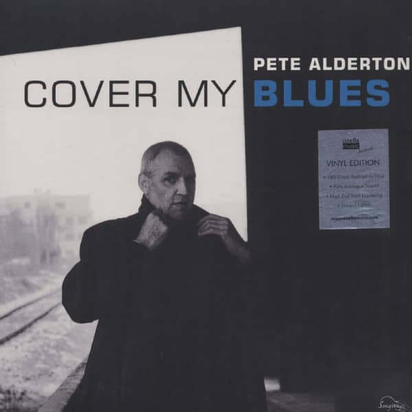 Alderton, Pete Cover My Blues