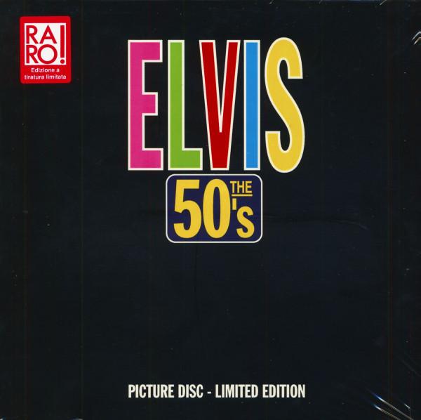 Elvis - The 50's (5-LP, Picture Disc, Ltd.)