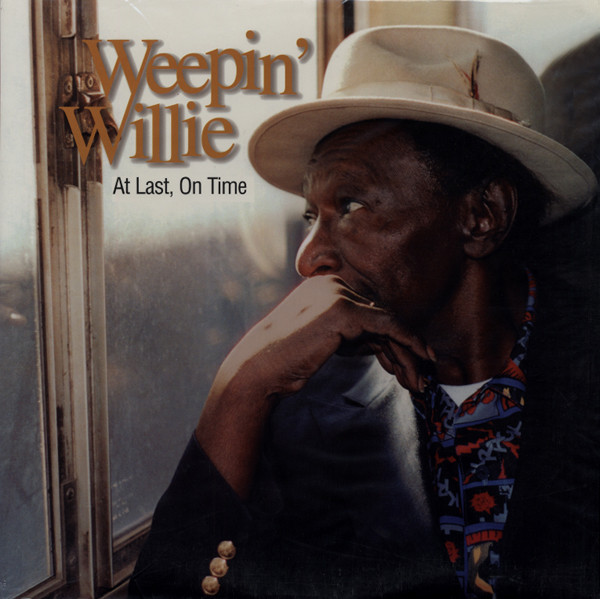 Robinson, Weepin' Willie At Last, One Time