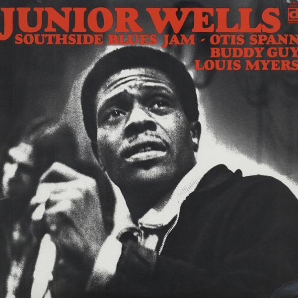 Southside Blues Jam (LP)