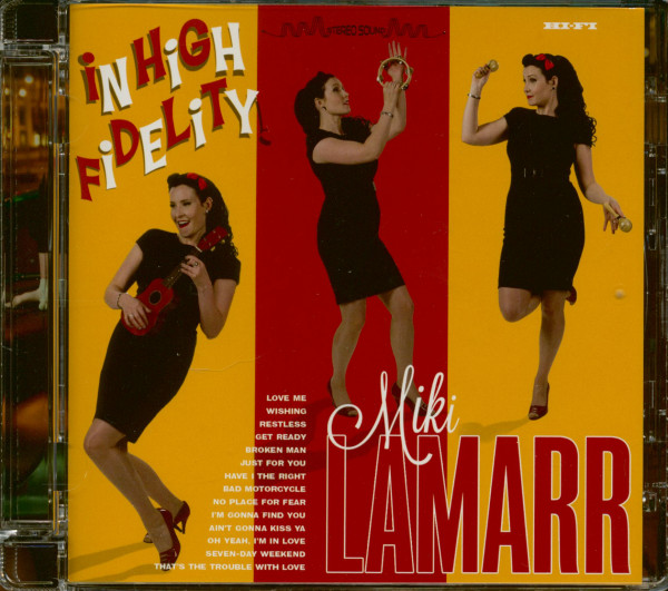In High Fidelty! (CD)