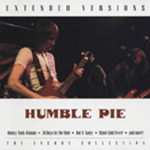 Humble Pie Extended Versions - Encore Collection