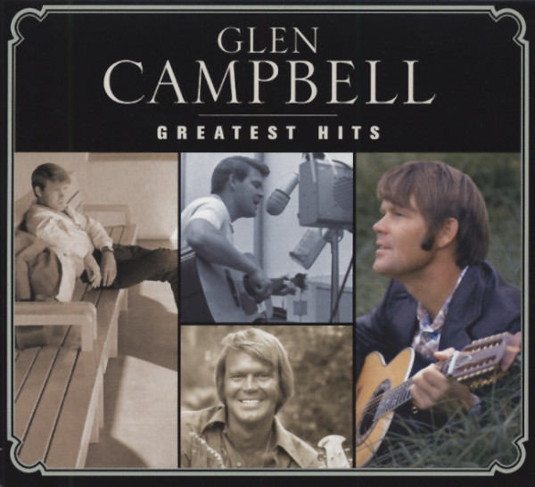 Campbell, Glen Greatest Hits (US)