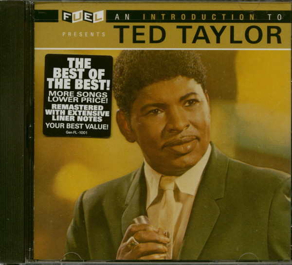 An Introduction To Ted Taylor (CD)