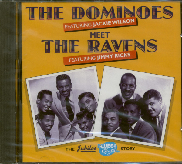 The Dominoes Meet The Ravens
